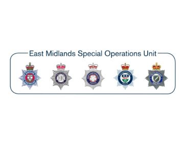 East Midlands Police Special Operations Unit
