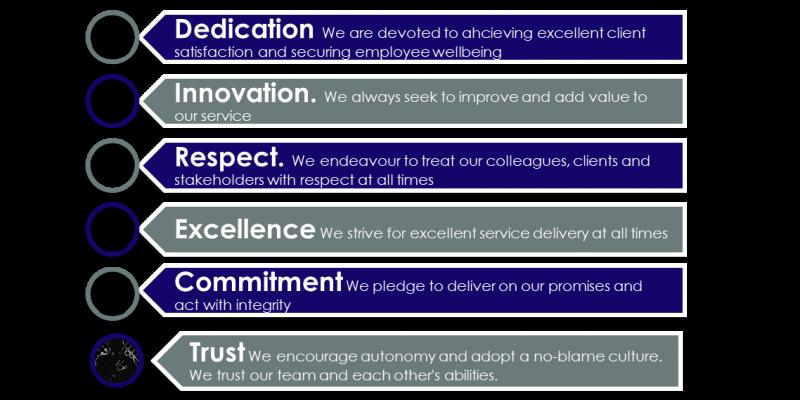 Consortio Security Company Values